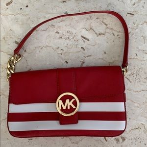 MK over shoulder small purse